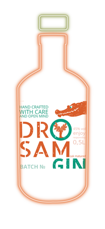 DRYSAM Oak Matured Gin